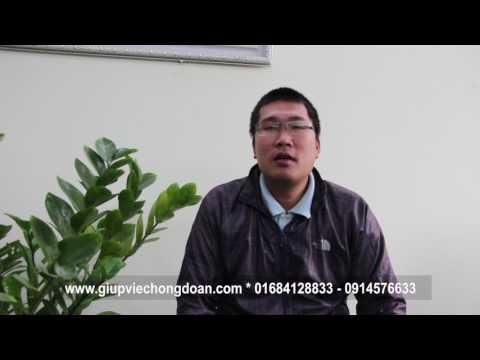 Anh Kiên - Nói về giúp việc Hồng Doan
