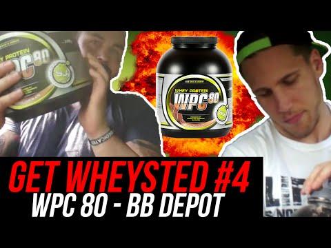 Get Wheysted #4 - Bodybuilding Depot WPC80 - Günstiges Protein für Sparfüchse