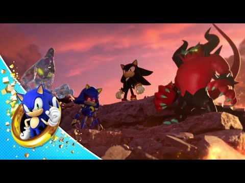 Sonic Forces - E3 Trailer thumbnail