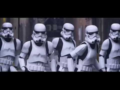 Cant Stop The Feeling Justin Timberlake Stormtroopers Dance Moves Amp More Pt 3