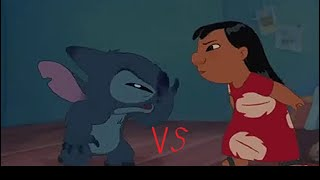 Lilo And Stitch 2: Lilo Vs Stitch