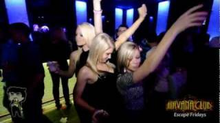 Friday Nights Havana Club Promo Video