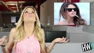 WTF! Justin Bieber & Ariana Grande Leaked Photos!?