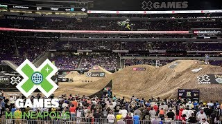 Moto X Freestyle: FULL BROADCAST | X Games Minneapolis 2018