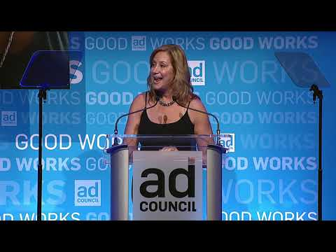 Lisa Sherman Opening Speech Ad Council Annual Dinner 2018