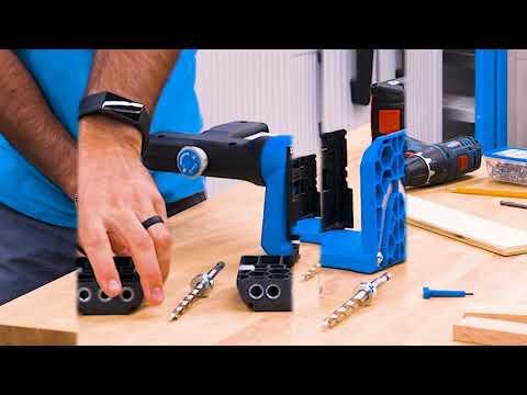 Micro-Pocket Drill Guide Kits
