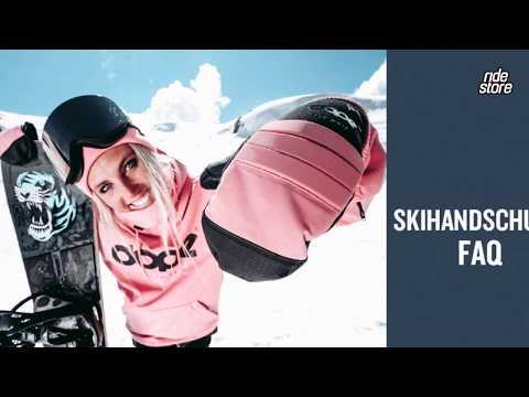 Alles, Was Du Über Ski-/Snowboardhandschuhe Wissen Musst