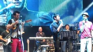 Axel, Abel Pintos y Luciano Pereyra - Solo le pido a Dios - Villa María - 03/02/13