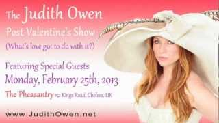 Judith Owen - What's Love Got to Do With It?