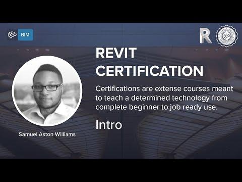 Revit Certification - Intro - YouTube