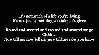 Rihanna Feat. Mikky Ekko   Stay [Lyrics On Screen]