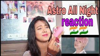astro all night album reaction - TH-Clip