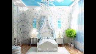 Beautiful Decorating Ideas For Little Girls Bedrooms