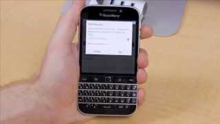 How to Unlock BlackBerry Classic