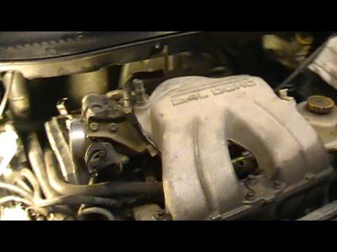 Das Gas wird auf das Benzin selbständig umgeschaltet
