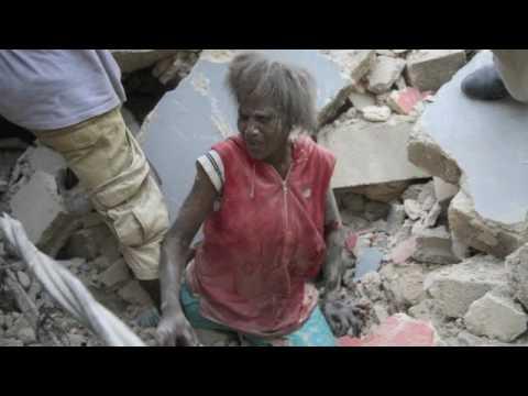 Haïti depuis le séisme