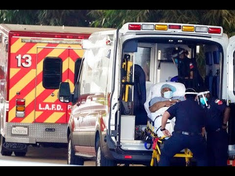 LA Hospitals Rejecting Patients Due To Covid Surge