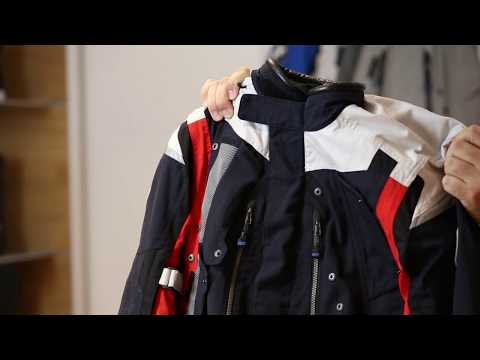 BMW Motorrad Apparel: Rallye Suit