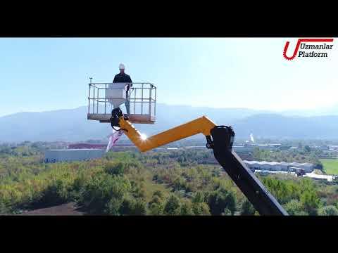Uzmanlar Platform HTF 45 Sepetli Platform Promotional Video