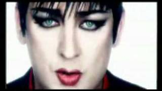 Boy George and Dolly Parton -  Your Kisses are Charity