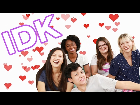 Ladylike Answers Questions About Love • IDK