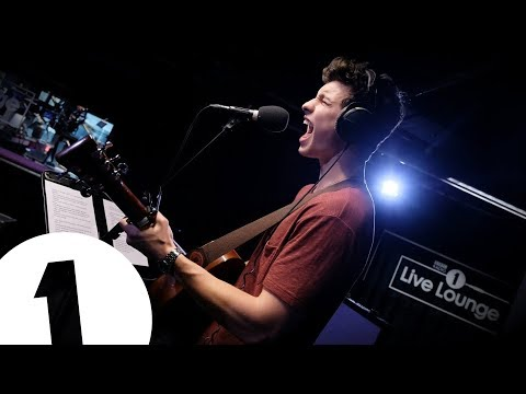 Shawn Mendes - In My Blood In The Live Lounge - BBC Radio 1