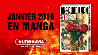 One-Punch Man - Bande annonce