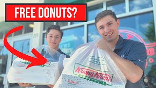 Forex Traders Give Back: Handing out Donuts in Atlanta! [VLOG] 🏢🍩