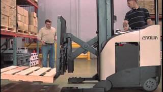 Crown DP MoveSafe Forklift Operator Training