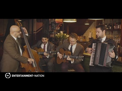 Debonair Quartet - Accordion Parisian Style Band