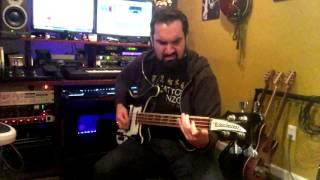 #JoBroBassGrooveChallenge - Richie Castellano
