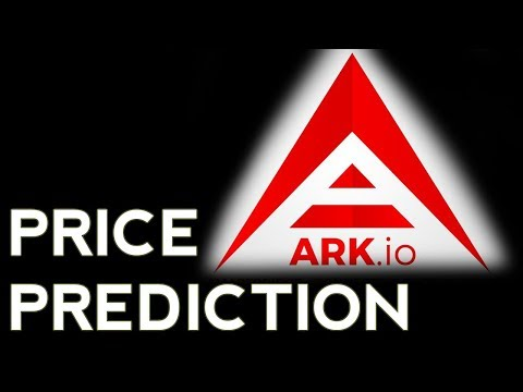 Ark Price Prediction, Analysis and Forecast (2017-2022)