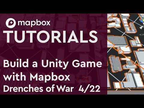 Build a Unity 3D game with Mapbox (4/29) Styling our map with Mapbox