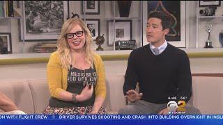Interview du CBS Los Angeles à propos du season final de la saison 12 avec Kirsten Vangsness
