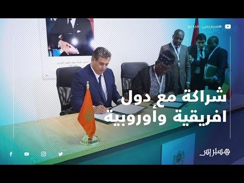 أخنوش يوقع اتفاقيات شراكة مع دول افريقية وأوروبية