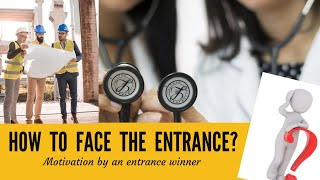 How to face entrance exams? - Motivation | NEET | JEE
