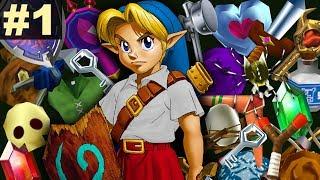 Zelda: Ocarina of Time Skullsanity Randomizer - Part 5 (Worst Shop