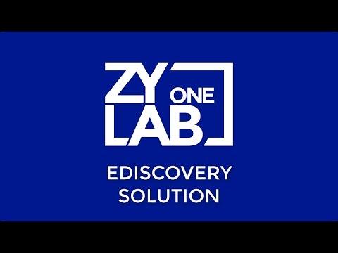 ZyLAB ONE eDiscovery