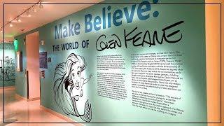 Walt Disney Family Museum | Glen Keane Exhibit Preview