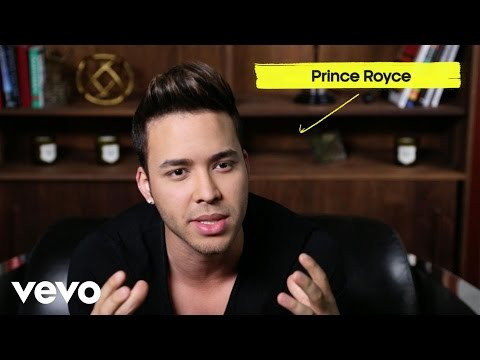 Prince Royce - Back It Up (Vevo Show & Tell)