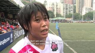 Asia Rugby Sevens Series 2016 – Hong Kong Highlights Show