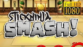 Stickninja Smash Game Review 1080P Official Dobsoft Studios Action 2016