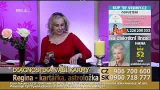 Ilona Regina Vědmy radí 2.2.2016