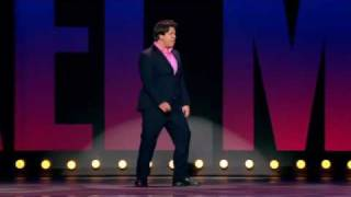 Michael McIntyre The Mens Changing Room at the Gym