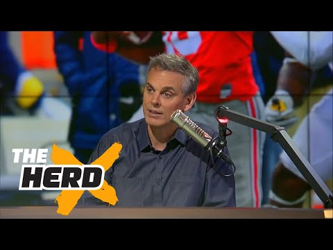 Here are Colin's 4 best college football teams going into December 2016 | THE HERD