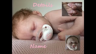 Silikon Baby | Details | Name