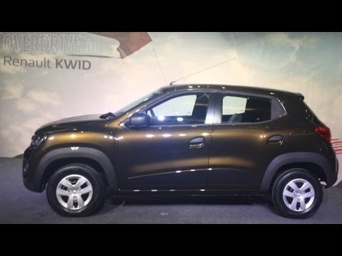 Quick Look: Renault Kwid