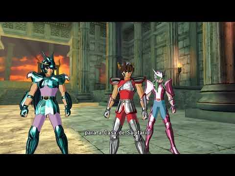 Gameplayer Cavaleiros do Zodíaco Alma dos Soldados Saga Ep 16
