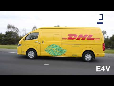 SEA Electric- Electrifying Metropolitan Delivery Vehicles