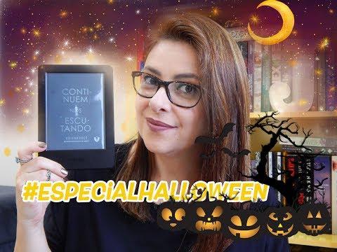 #EspecialHalloween - CONTINUEM NOS ESCUTANDO | Ju Oliveira